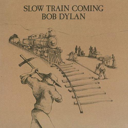 BOB DYLAN - SLOW TRAIN LP