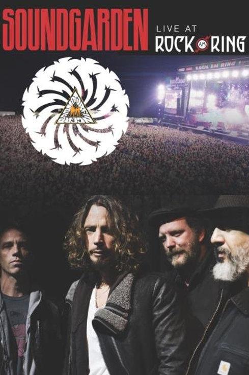 SOUNDGARDEN - LIVE AT ROCK RING DVD