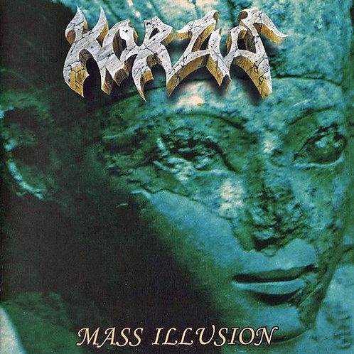 KORZUS - MASS OF ILLUSION CD DIGIPACK