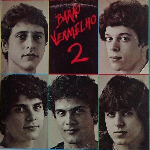 BARÃO VERMELHO - VOL.2 LP