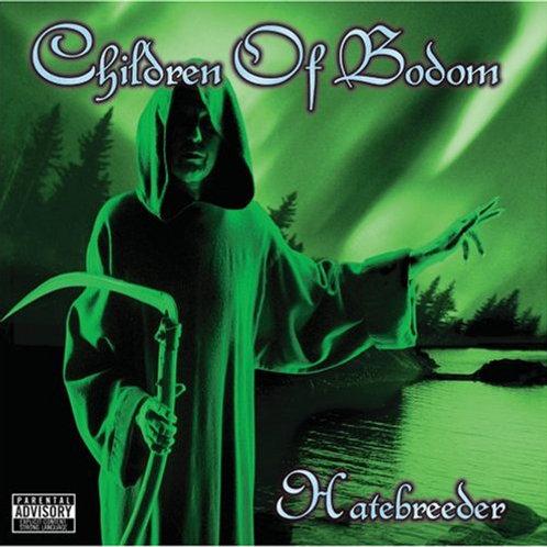 CHILDREN OF BODOM - HATERBREEDER CD