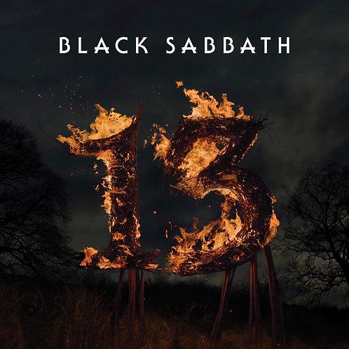 BLACK SABBATH - 13 DUPLO CD DIGIPACK