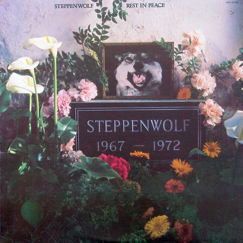 STEPPENWOLF - REST IN PEACE LP