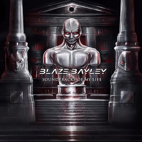 BLAZE BAYLEY - SOUNDTRACKS OF MY LIFE CD