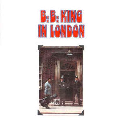 B.B.KING - IN LONDON CD