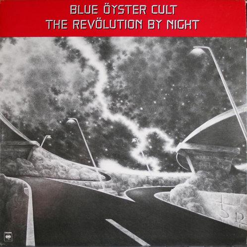 BLUE OISTER CULT - REVOLUTION BY NIGHT CD