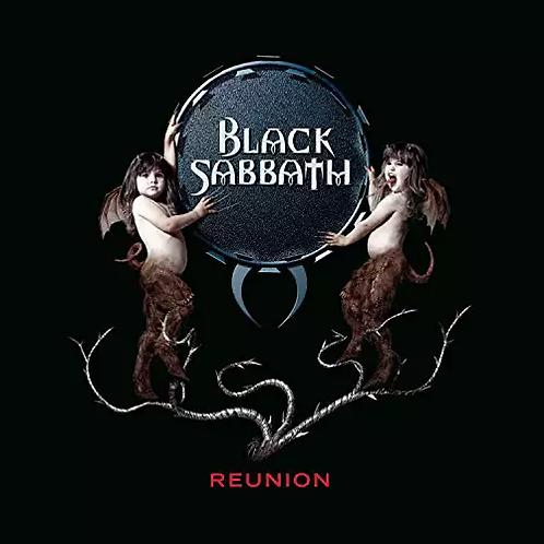 BLACK SABBATH - REUNION DUPLO CD
