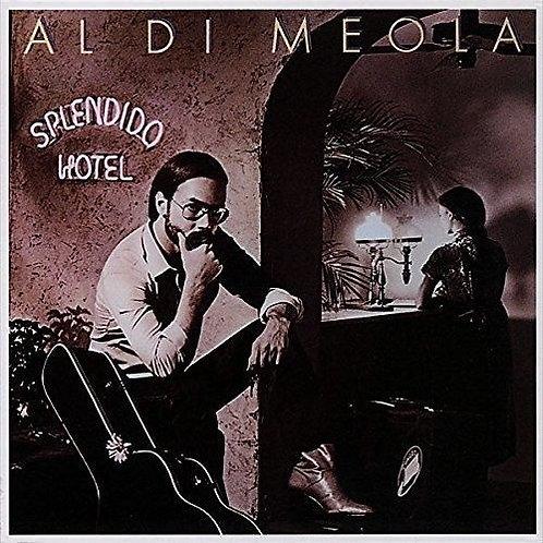AL DI MEOLA - SPLENDIDO HOTEL CD