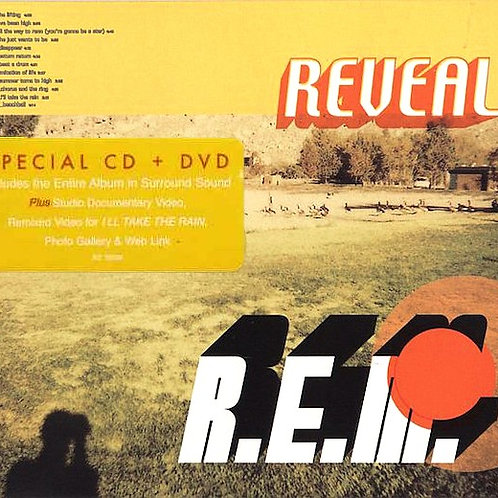 R.E.M. - REVEAL DVD AUDIO
