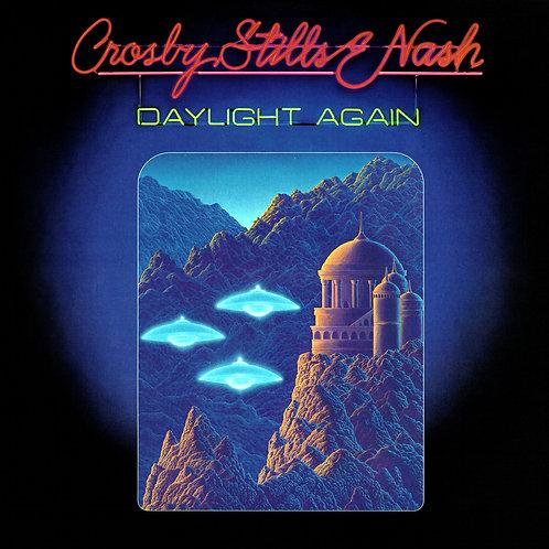 CROSBY, STILLS & NASH - DAYLIGHT AGAIN LP