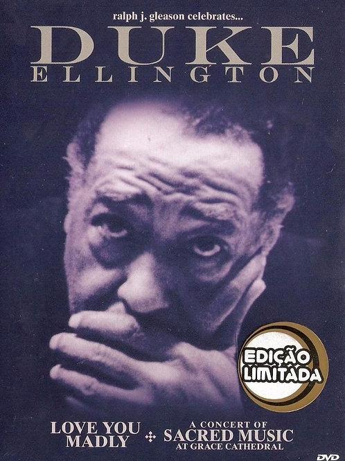 DUKE ELLINGTON - EDIÇÃO LIMITADA DVD