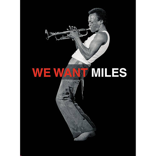 WE WANT MILES  2DVD+CD