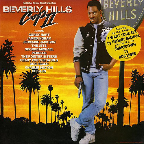 BEVERLY HILLS COP 2 LP