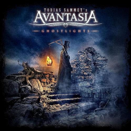 AVANTASIA - GHOSTLIGHTS CD