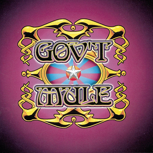 GOV´T MULE - LIVE WITH A LITTLE HELP FROM OUT DUPLO CD