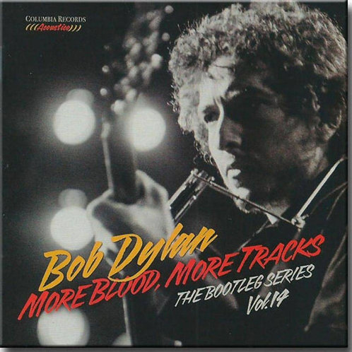 BOB DYLAN - MORE BLOOD, MORE TRACKS THE BOOTLEG SERIES CD