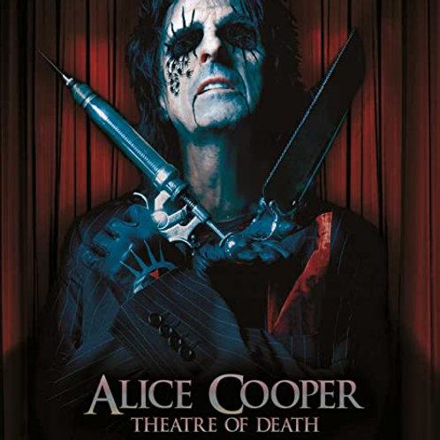 ALICE COOPER - THEATRE OF DEATH BLU-RAY
