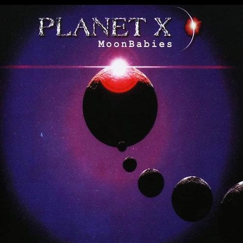 PLANET X - MOONBABIES CD