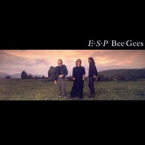 BEE GEES - E.S.P. LP