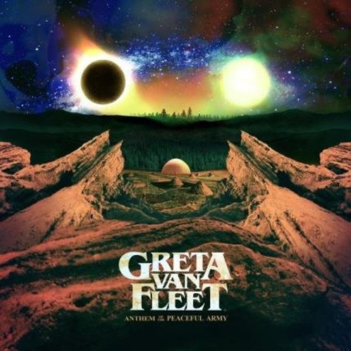 Greta Van Fleet - Anthem Of The Peaceful Army - CD