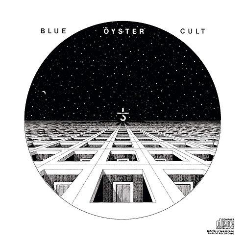 BLUE OISTER CULT - CD