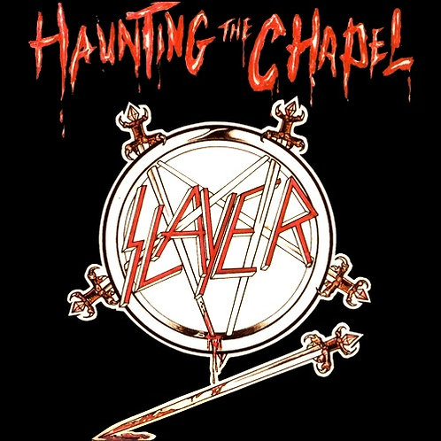 SLAYER - HAUNTING THE CHAPEL CD