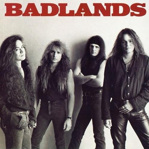 BADLANDS - CD