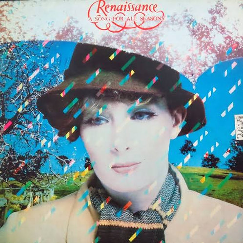 RENAISSANCE - A SONG FOR ALL SEASONS LP