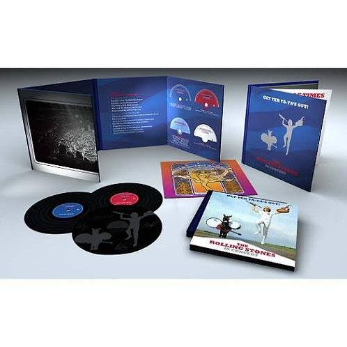 THE ROLLING STONES - GET YER YA-YA´S OUT BOX SET LP