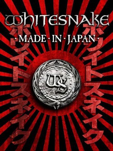 WHITESNAKE - MADE IN JAPAN BLU-RAY