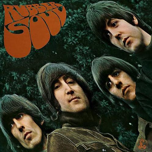 THE BEATLES - RUBBER SOUL CD