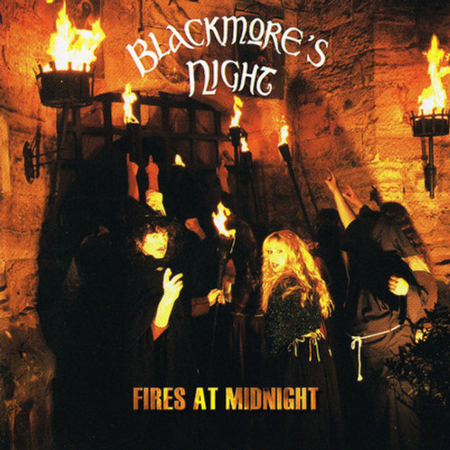 BLACKMORE´S NIGHT - FIRES AT MIDNIGHT CD