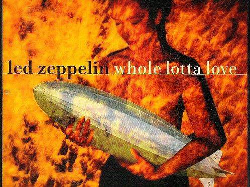LED ZEPPELIN - WHOLE LOTTA LOVE CD