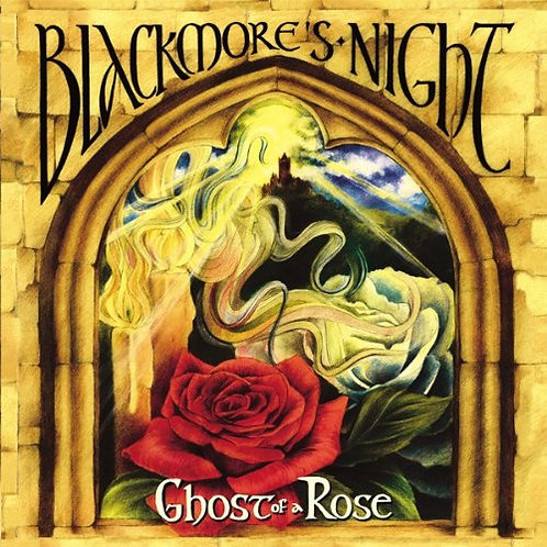 BLACKMORE´S NIGHT - GHOST OF ROSE CD