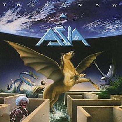 ASIA - THEN & NOW CD