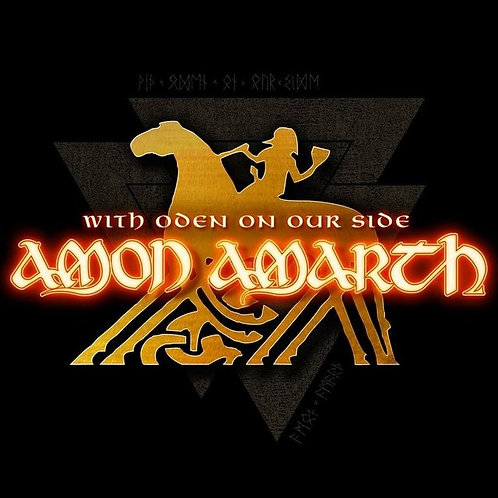 AMON AMARTH - WITH ODEN ON OUR SIDE CD