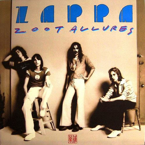 FRANK ZAPPA - ZOOT ALLURES CD