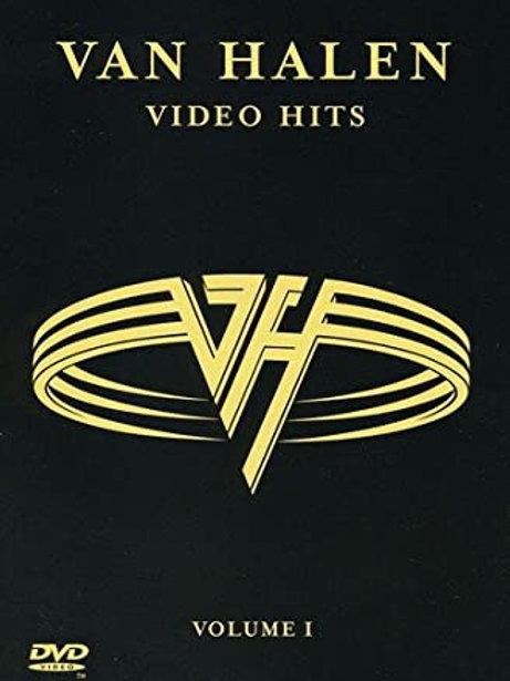 VAN HALEN - VIDEO HITS VOL.1 DVD