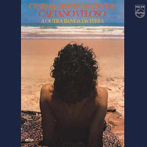 CAETANO VELOSO - CINEMA TRANSCEDENTAL LP