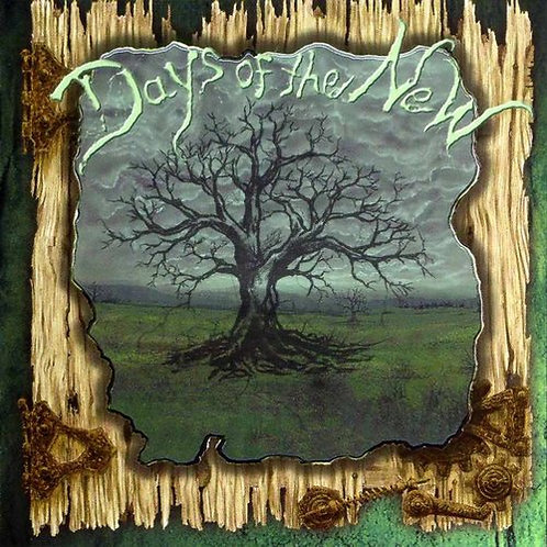 DAYS OF THE NEW - GREEN ALBUM CD