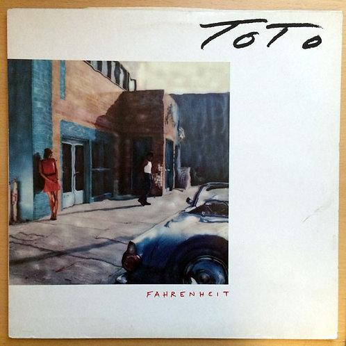 TOTO - FAHRENHEIT LP