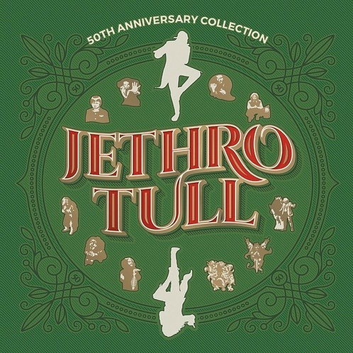 JETHRO TULL - 50TH ANNIVERSARY COLLECTION CD