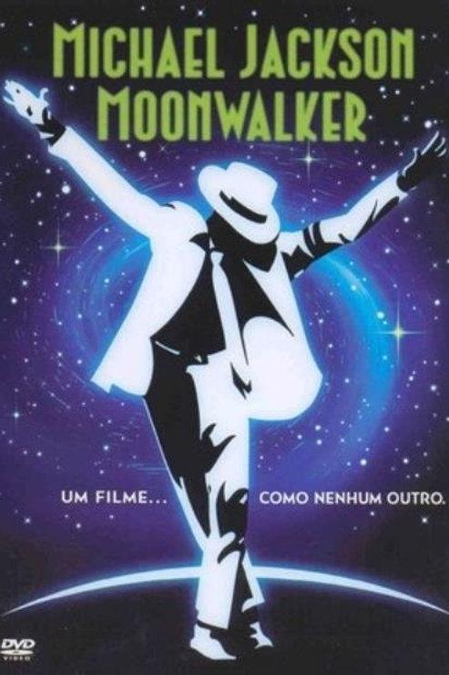 MICHALE JACKSON - MOONWALKER DVD