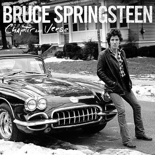 BRUCE SPRINGSTEEN - CHAPTER AND VERSE DIGIPACK CD