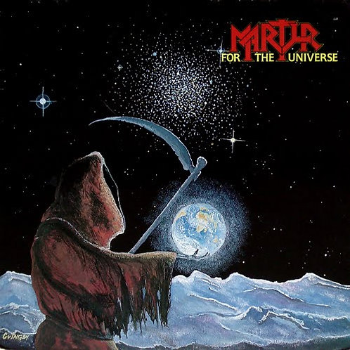MARTYR - FORR THE UNIVERSE CD