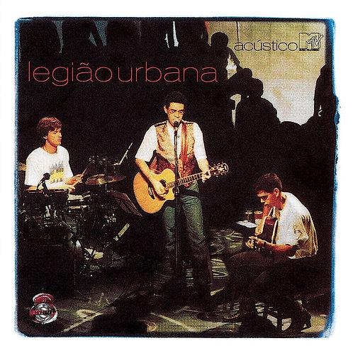 LEGIÃO URBANA - ACÚSTICO CD