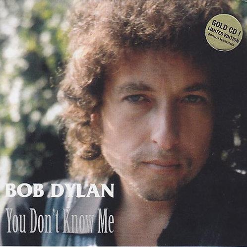 BOB DYLAN - YOU DON´T KNOW ME CD BOX SET