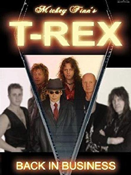T-REX - BACK IN BUSINESS DVD