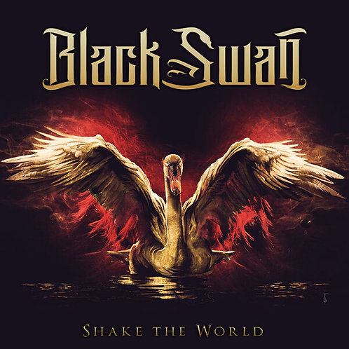 BLACK SWAN - SHAKE THE WORLD CD