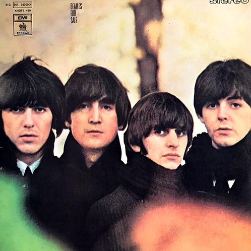 THE BEATLES - FOR SALE CD